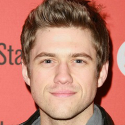 Author Aaron Tveit