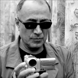 Author Abbas Kiarostami