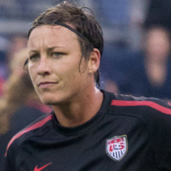 Author Abby Wambach