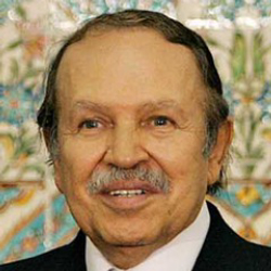 Author Abdelaziz Bouteflika