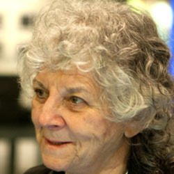 Author Ada Yonath