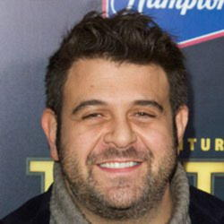 Author Adam Richman