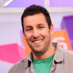 Author Adam Sandler