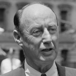 Author Adlai E. Stevenson