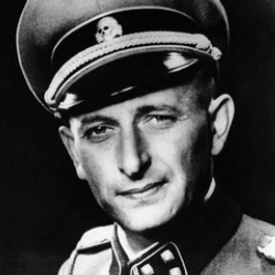 Author Adolf Eichmann