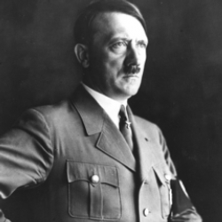 Author Adolf Hitler