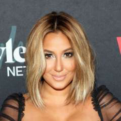 Author Adrienne Bailon