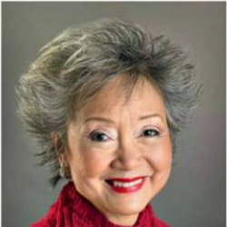 Author Adrienne Clarkson