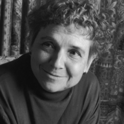 Author Adrienne Rich