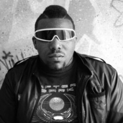 Author Afrika Bambaataa