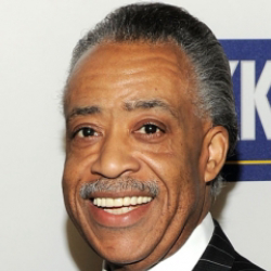 Author Al Sharpton