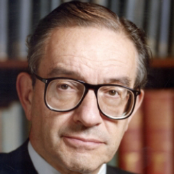 Author Alan Greenspan