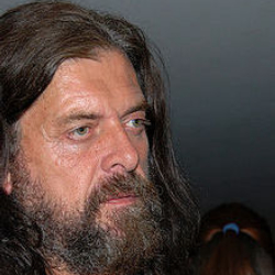 Author Alan Parsons