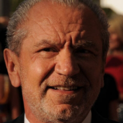 Author Alan Sugar