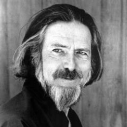 Author Alan Watts