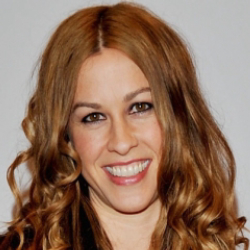 Author Alanis Morissette