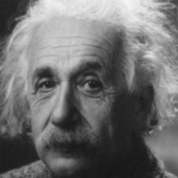 Author Albert Einstein