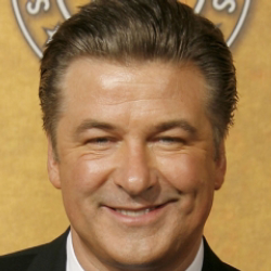 Author Alec Baldwin