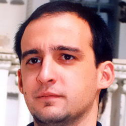 Author Alejandro Amenabar