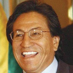 Author Alejandro Toledo