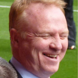 Author Alex McLeish