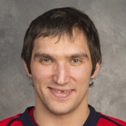 Author Alexander Ovechkin