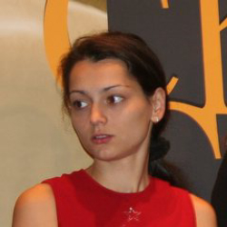 Author Alexandra Kosteniuk