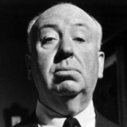 Author Alfred Hitchcock