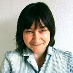 Author Ali Smith