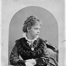 Author Alice Morse Earle