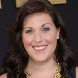 Author Allison Tolman