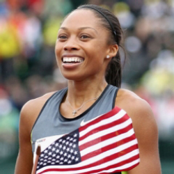 Author Allyson Felix