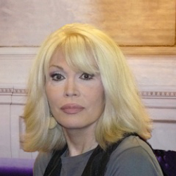 Author Amanda Lear