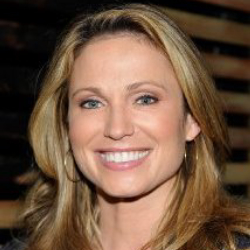 Author Amy Robach