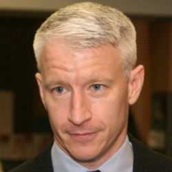 Author Anderson Cooper