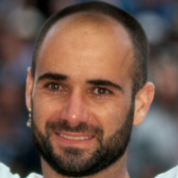 Author Andre Agassi