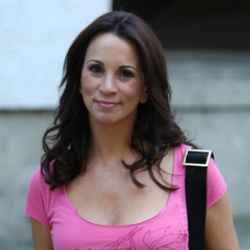 Author Andrea McLean