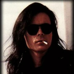 Author Andrew Eldritch