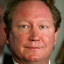 Author Andrew Forrest