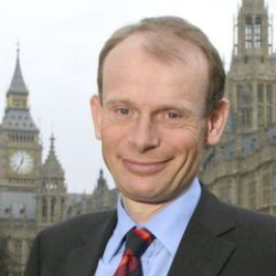 Author Andrew Marr