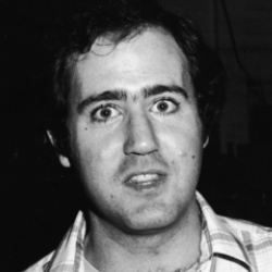 Author Andy Kaufman