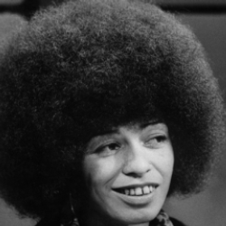 Author Angela Davis