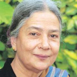 Author Anita Desai