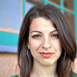 Author Anita Sarkeesian