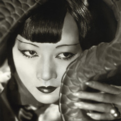 Author Anna May Wong
