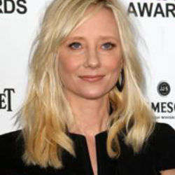 Author Anne Heche