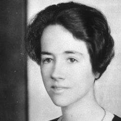 Author Anne Morrow Lindbergh