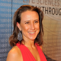 Author Anne Wojcicki