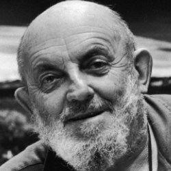 Author Ansel Adams