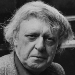 Author Anthony Burgess